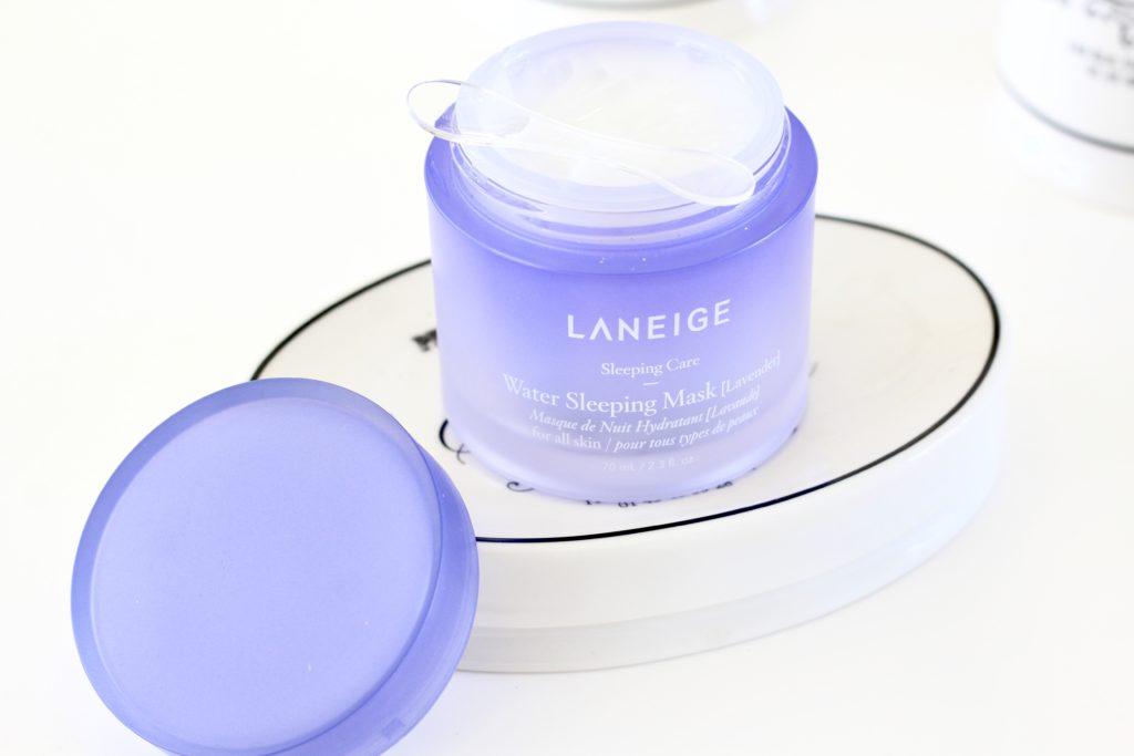 Lavender Water Sleeping Mask by Laneige #5